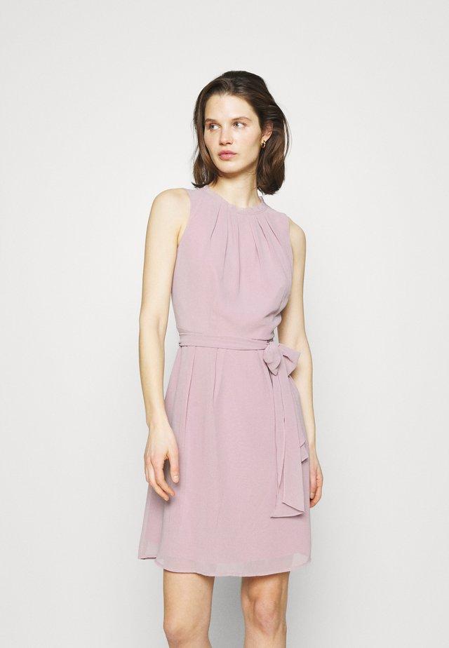 DRESS - Vestido de cóctel - mauve