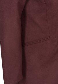 Zizzi - Classic coat - red - 3