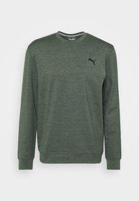 Puma Golf - CLOUDSPUN CREWNECK - Sweatshirt - thyme heather - 3