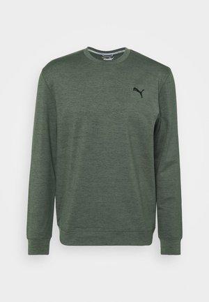 CLOUDSPUN CREWNECK - Sweatshirt - thyme heather