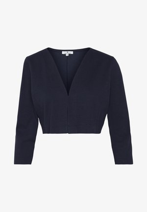 Cardigan - sky captain blue