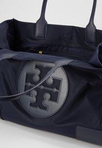 Tory Burch - ELLA TOTE - Tote bag - tory navy - 4