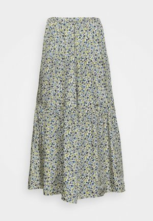 SKIRT - A-line skirt - multi-coloured