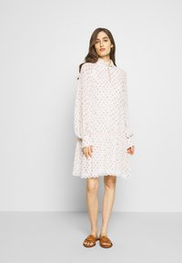 See by Chloé - Day dress - multicolor/white - 1