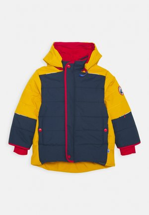 KOIRA HUSKY - Winter jacket - navy/red