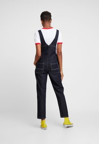 Carhartt WIP - OVERALL - Dungarees - dark stone washed - 2