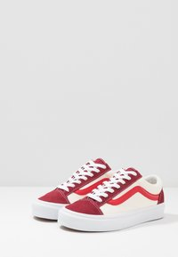 Vans - STYLE 36 - Trainers - biking red/poinsettia - 2