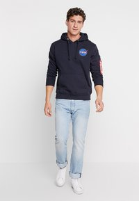 Alpha Industries - Hoodie - rep blue - 1