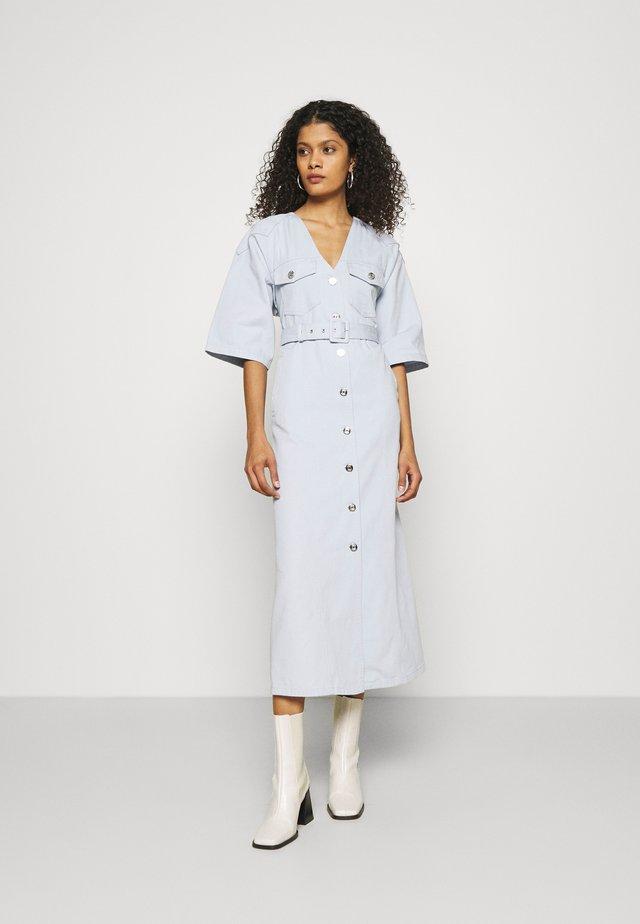 KATAGZ DRESS  - Spijkerjurk - xenon blue