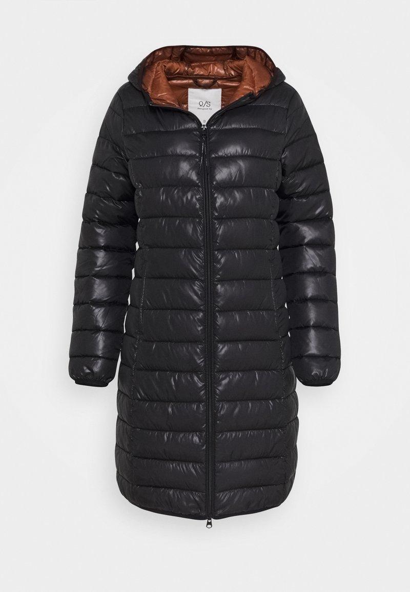 Q/S designed by - OUTDOOR - Winter coat - black