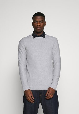 Jumper - cool grey melange