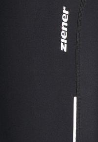 Ziener - NASKO X-GEL MAN - Collants - black - 2