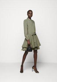 Steffen Schraut - BROOKE FANCY DRESS - Shirt dress - jungle - 1