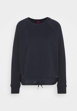 Langarm - Sweatshirt - navy