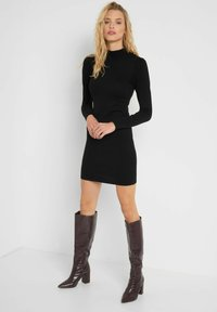 ORSAY - Shift dress - schwarz - 0