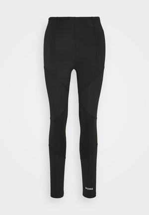 CHARLENE - Leggings - black beauty
