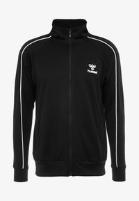 Hummel - ARNE ZIP JACKET - Training jacket - black - 3