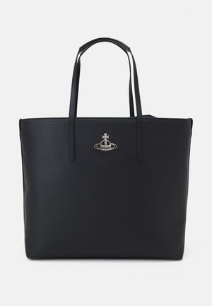 POLLY TOTE BAG - Shopping bag - black