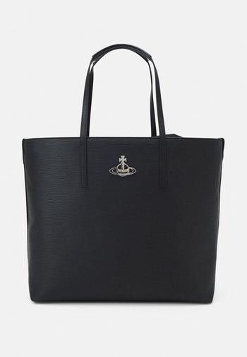 POLLY TOTE BAG - Tote bag - black