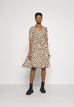 YOANA DRESS - Korte jurk - off-white