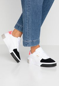 Puma - CALI REMIX - Trainers - white/black - 0