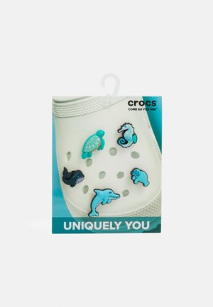 SEA ANIMALS 5 PACK UNISEX - Other accessories - turquoise