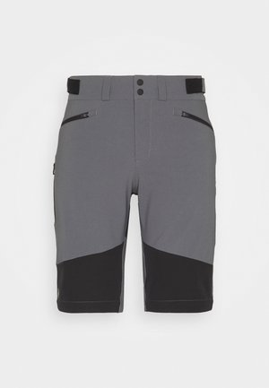 ECLECT LONG - Pantalones montañeros cortos - deep earth