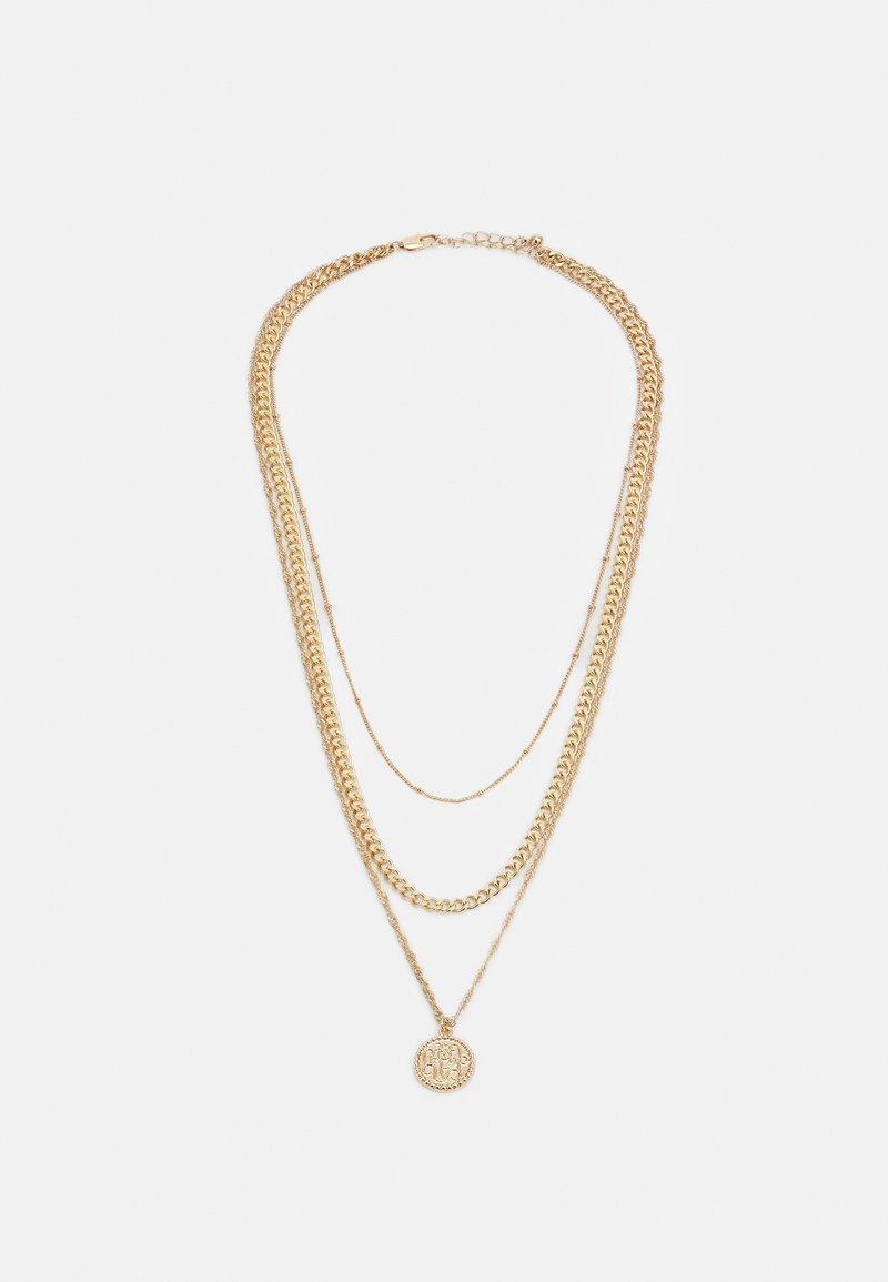 Pieces - PCKEKKI COMBI NECKLACE - Smykke - gold-coloured