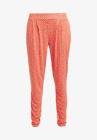 s.Oliver - Pyjama bottoms - orange/creme - 3