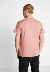 Helly Hansen - TOKYO - Print T-shirt - ash rose - 2