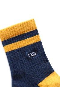 Vans - MN VANS HALF CREW (6.5-9, 1PK) - Socks - golden glow - 1