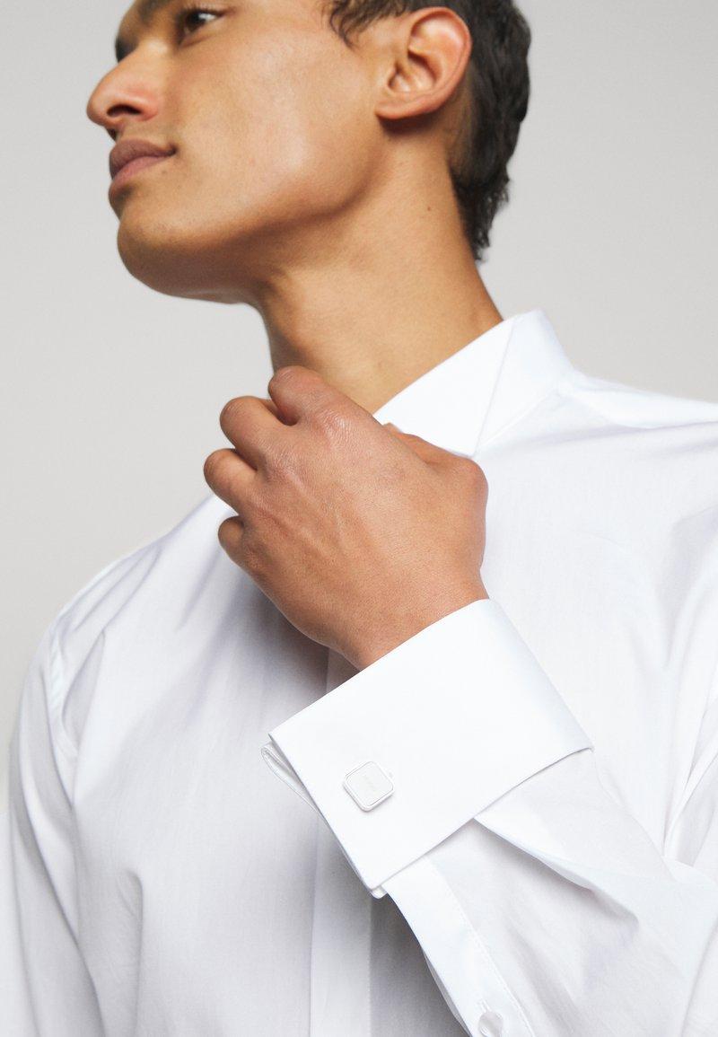 HUGO - Boutons de manchette - open white