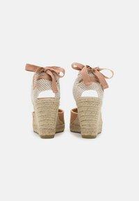 Office - MARMALADE - Sandály na vysokém podpatku - apricot - 3