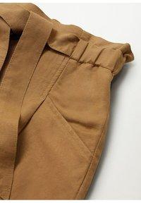 Mango - Shorts - zand - 2