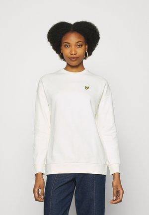 OVERSIZED - Sweatshirt - vanilla