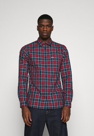 FADED CHECKS  - Shirt - twilight navy/multi
