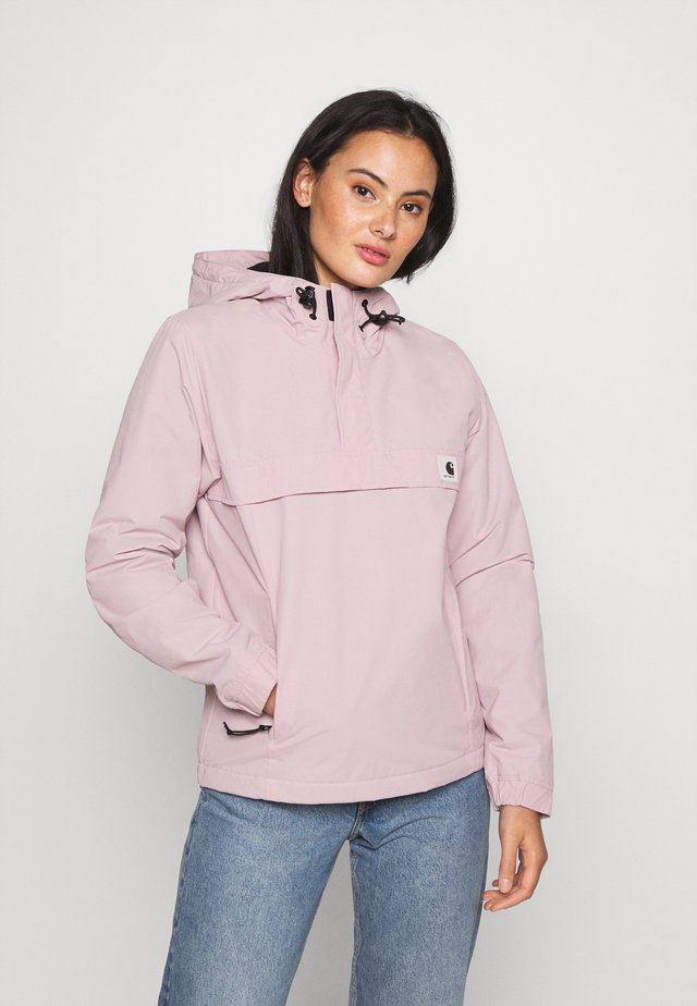 NIMBUS - Windbreaker - frosted pink