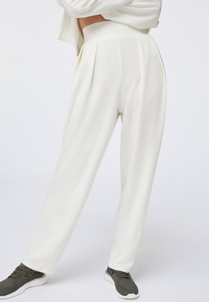 MODAL - Trousers - white