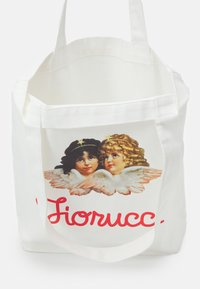 Fiorucci - ANGELS TOTE BAG UNISEX - Shopper - white - 4