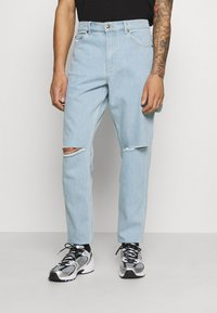 Karl Kani - RINSE PANTS - Relaxed fit jeans - light blue - 0