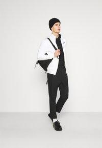 Schott - Zip-up sweatshirt - off white - 1