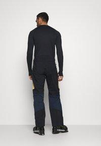 Peak Performance - GRAVITY PANT - Snow pants - blue shadow - 2