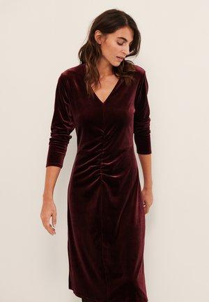 FLORA - Jersey dress - winetasting