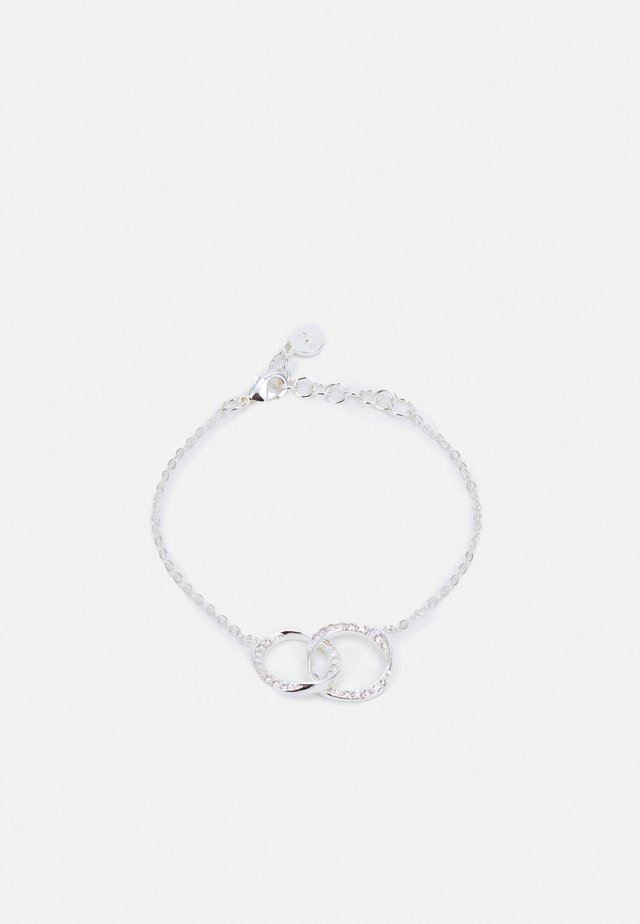 BESSIE CHAIN BRACE - Bracelet - silver-coloured
