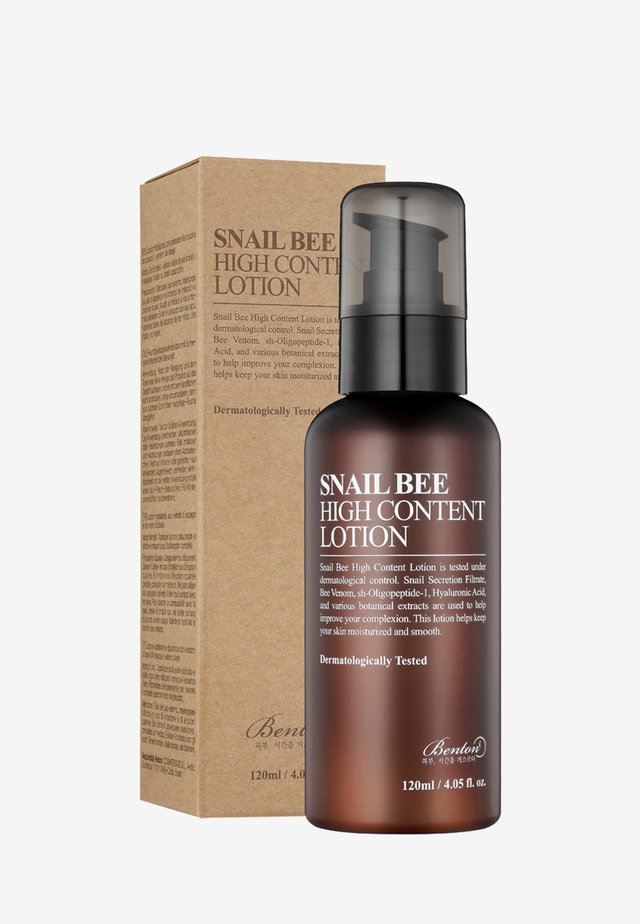 SNAIL BEE HIGH CONTENT LOTION - Hydratatie - -