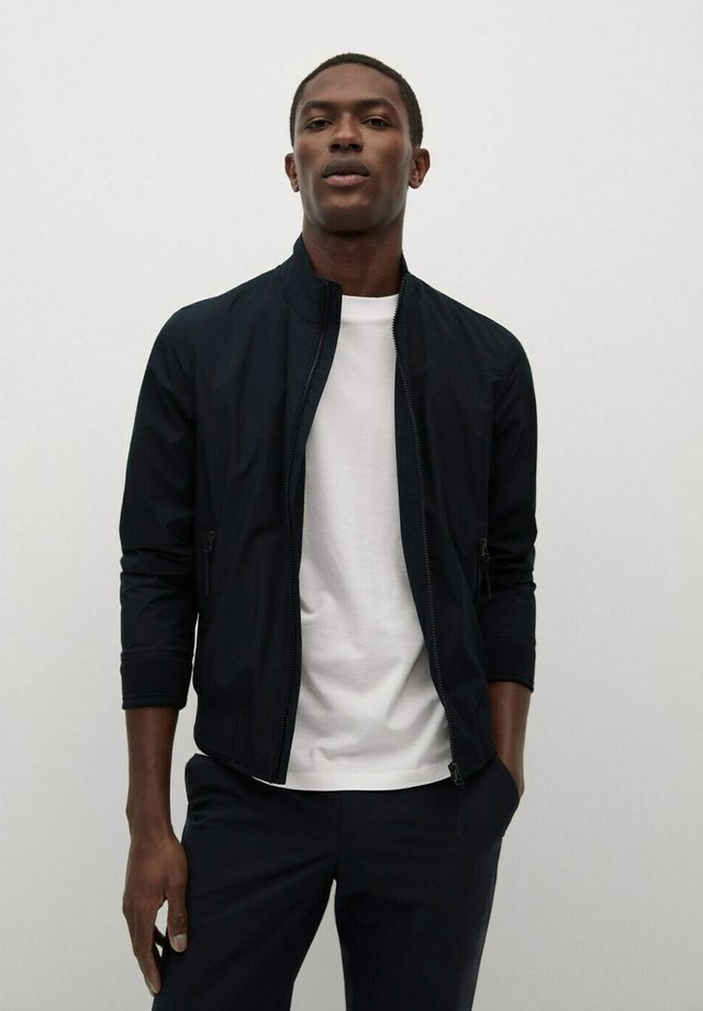 JONJON7 - Summer jacket - dunkles marineblau