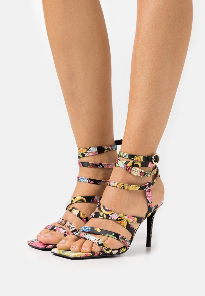 Versace Jeans Couture - Sandály - multicolor