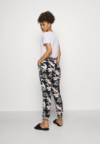 Roxy - EASYPEASY - Pantaloni del pigiama - anthracite praslin - 2