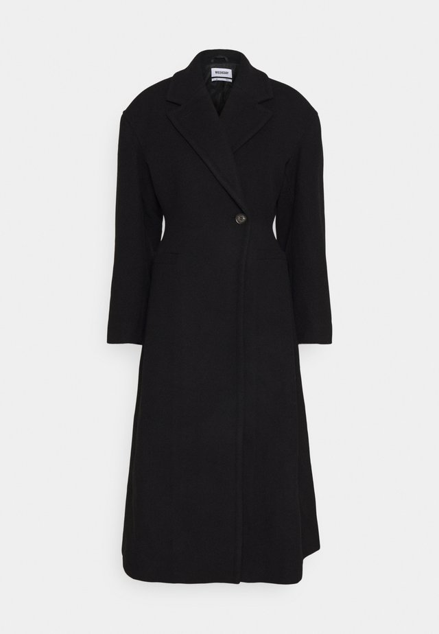 SANNE COAT - Cappotto classico - black