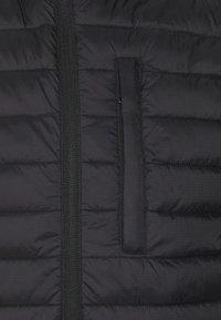 Esprit - RECTHINS  - Waistcoat - black - 2